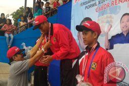 Dari Gaya Batu, Jadi Juara Porprov Lampung