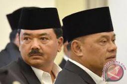 Panglima TNI antarkan Hadi hadiri uji kelayakan
