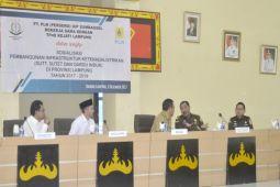 TP4D Kejati Lampung Beri Pendampingan Pembangunan SUTT