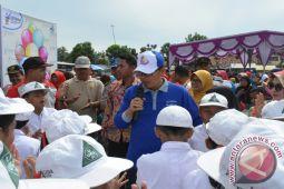 Wabup: Belum Ditemukan Penyakit Difteri di Lampung Timur