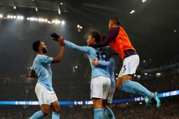 City Hancurkan Spurs 4-1
