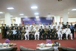 Gubernur Lampung Serahkan Dipa Rp9,67 Triliun