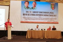 Gubernur Lampung Minta Pendapatan Daerah Dioptimalkan
