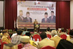 Gubernur: PATRI merupakan perekat keberagaman nasional