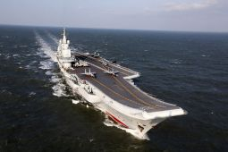 Selat Taiwan adalah zona militer sensitif