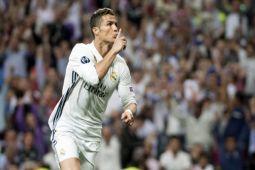 Dua gol Ronaldo bantu Real tundukkan PSG