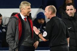 Wenger diskors tiga pertandingan