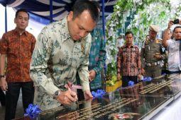Gubernur Ridho Resmikan Tiga Gedung RSUDAM
