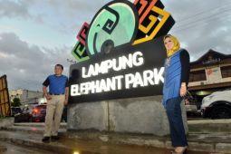 Lampung Miliki Dua Ruang Terbuka Hijau Baru