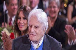 Tanggapan atas meninggalnya Evangelis Billy Graham