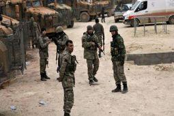 Turki bantu pemberontak bentuk Tentara Nasional Suriah