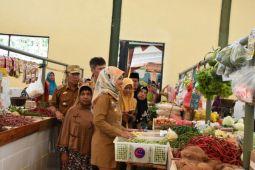 Bupati Lampung Timur resmikan pasar rakyat Rajabasa Lama