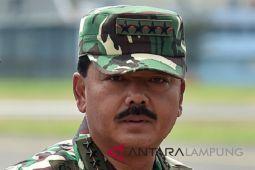 Marsekal Hadi: TNI berkomitmen jaga toleransi umat beragama