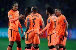 Liverpool hajar Porto dengan lima gol