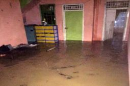 Banjir landa Kampung Banjarratu Lampung Tengah