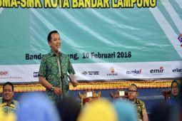Guru SMA/SMK Lampung berharap lebih diperhatikan