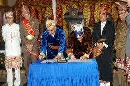 Kedubes Kroasia Kerja Sama Pemkab Lampung Tengah