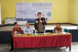 BNP2TKI-Komisi IX DPR sosialisasi perlindungan pekerja migran