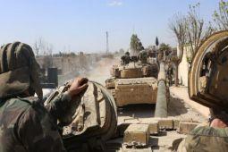 Suriah rebut kembali kota kecil Ghouta Timur