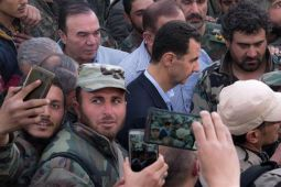 Bashar : Serangan AS tunjukkan kegagalan