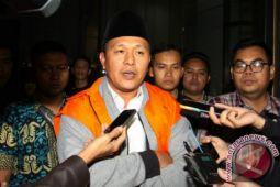 Bupati Lampung Tengah disidangkan di Jakarta