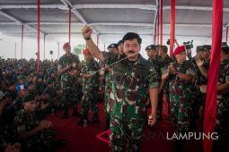 Panglima TNI usulkan kenaikan 57 persen untuk kesejahteraan prajurit