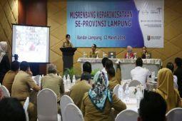 Kunjungan Wisatawan ke Lampung naik 54,45 persen
