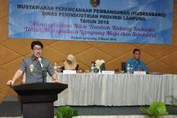 Tahun 2018 Lampung tingkatkan nilai tambah industri