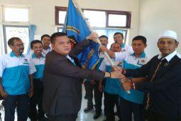Musanif terpilih jadi Ketua PWI Lampung Timur
