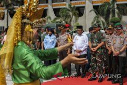 Marsekal Hadi: TNI bersama Polri ciptakan pilkada damai