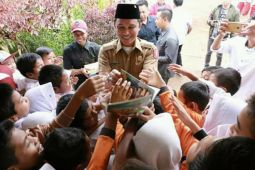 Bupati canangkan Lampung Barat Kabupaten literasi