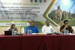 Dinas Kehutanan dan Kemen LHK gelar diskusi pengelolaan lingkungan