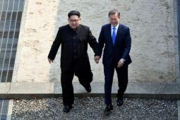 Pemimpin Korea Utara mendarat di Singapura