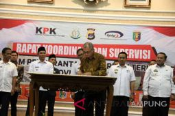 KPK minta komitmen Pemda berantas korupsi