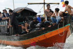 Nelayan Lampung Timur mulai melaut