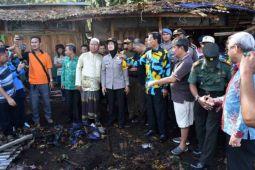 Wali Kota Metro tinjau Pasar Cendrawasih terbakar