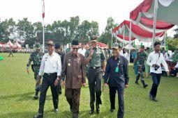 Plt Bupati Lampung Tengah buka TMMD