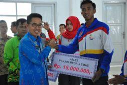 Pemkab Lampung Timur berikan bonus atlet Porprov