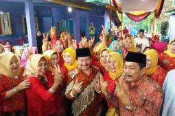 Herman HN 'Blusukan' ke Lampung Tengah
