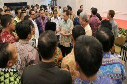 Gubernur Lampung serahkan 140 kendaraan petugas lapangan