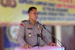 Polres Lampung Barat siagakan patroli titik rawan