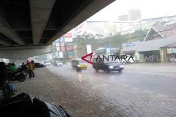 Lampung diprakirakan turun hujan