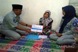 Jasa Raharja Lampung berikan santunan korban kecelakaan