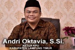 KPU Lampung Timur terima bacaleg parpol baru