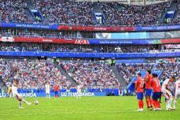Serbia menang 1-0 atas Kosta Rika