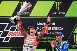 Lorenzo menangi Grand Prix Katalunya untuk Ducati
