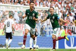 Meksiko Kalahkan Juara Bertahan Jerman 1-0