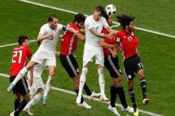 Tandukan Gimenez bawa Uruguay kalahkan Mesir