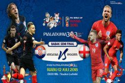 Akhirnya Inggris dan Kroasia berkesempatan mengusir kenangan buruk