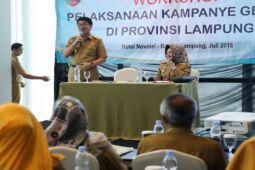 Pemprov Lampung dorong pencegahan rubela